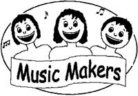 Music Makers logo